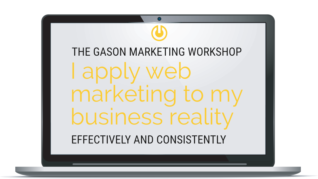 Le workshop webmarketing de GasOn [EN]