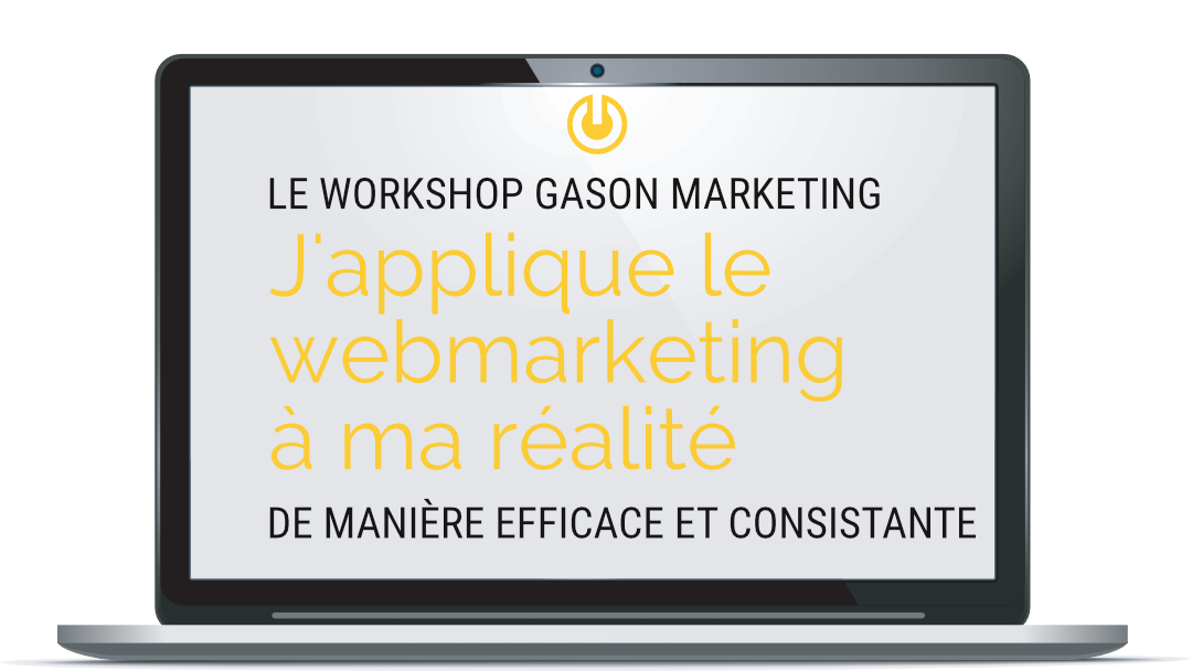 Le workshop webmarketing de GasOn [IT]